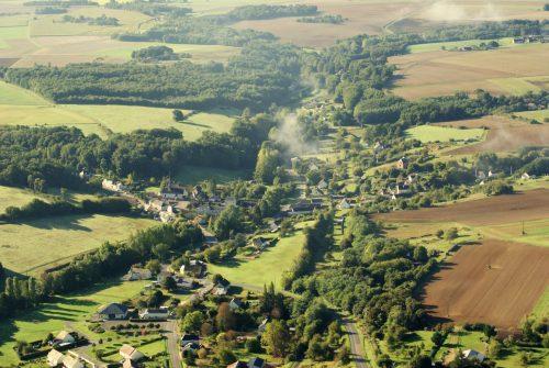 Vallée du Loir et charme des paysages champêtres