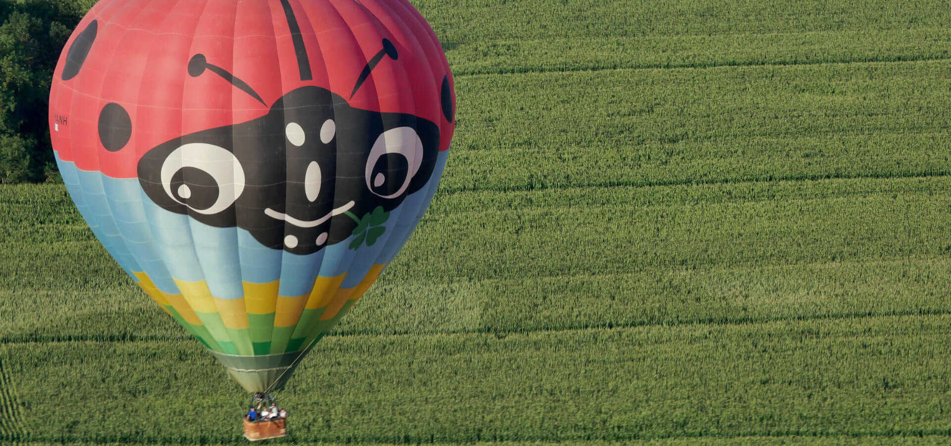 vol en montgolfière dans le val de Loire de Blois à Chambord