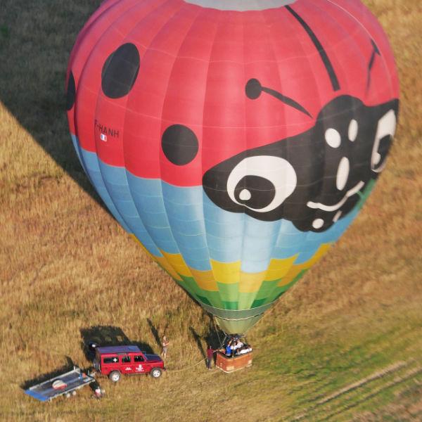 Le vol en montgolfière, un cadeau original et magique à offrir à tous
