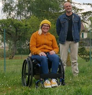 Lauriane et Benoît - Des renforts bienvenus pour soutenir l'équipe
